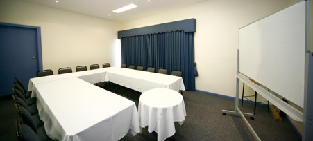 Conference room at the South Melbourne Hotel